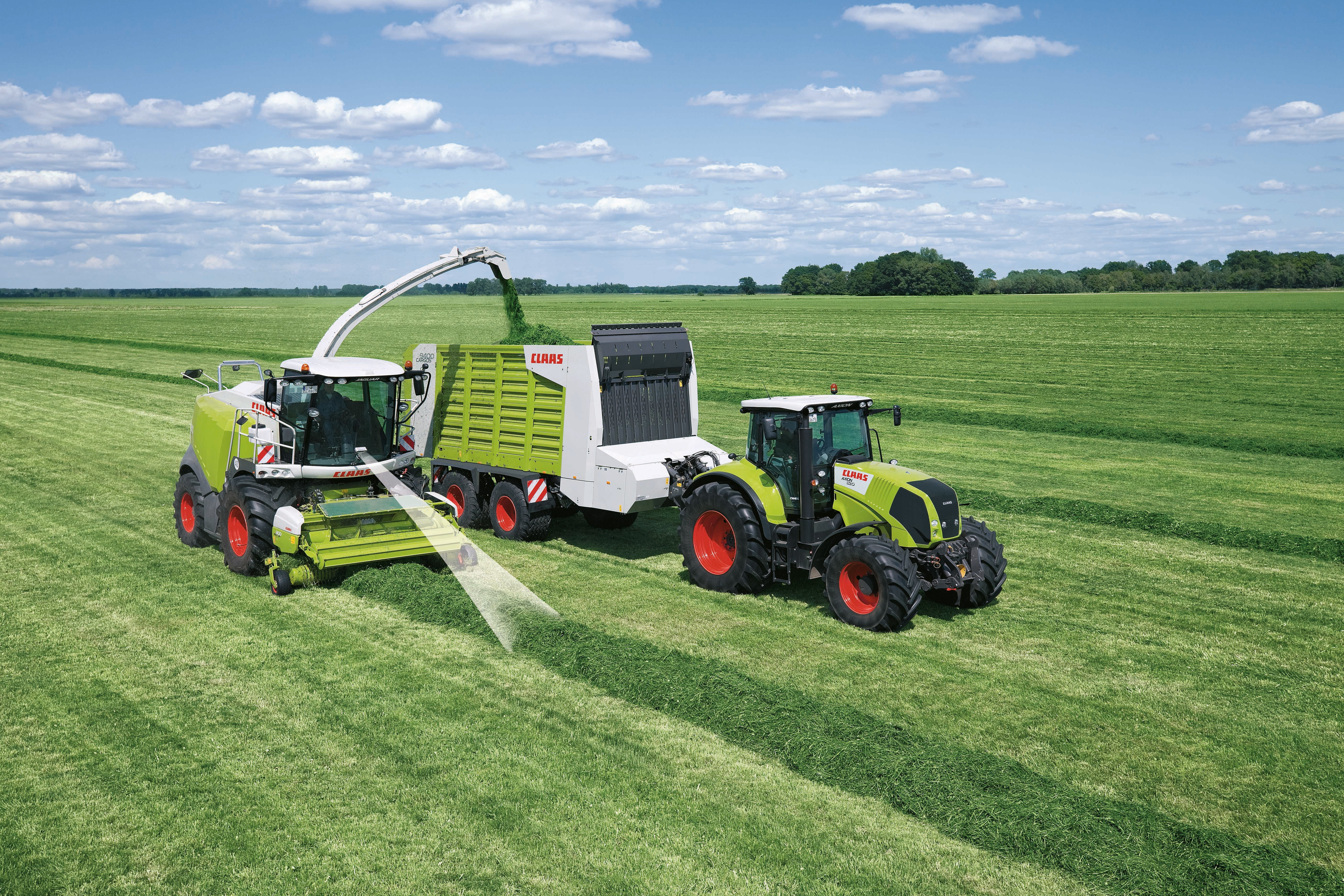 Opinions on Agricultural machinery